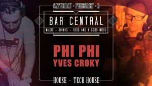 Phi Phi & Yves Croky @ Bar Central