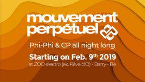 Mouvement Perpétuel @ Ô Club Particulier
