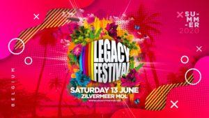 Legacy Festival 2020 @ Zilvermeer
