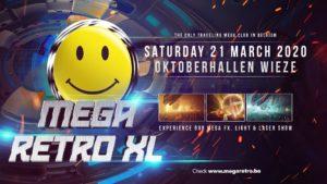 Mega Retro XL @ Oktoberhallen Wieze