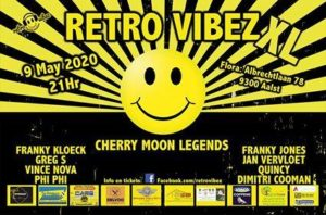 Retro Vibez XL 09 05 20 @ Flora / Aalst