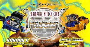 Kamping Kitsch Club, Spoiler Room @ Kokorico 12/04/2020
